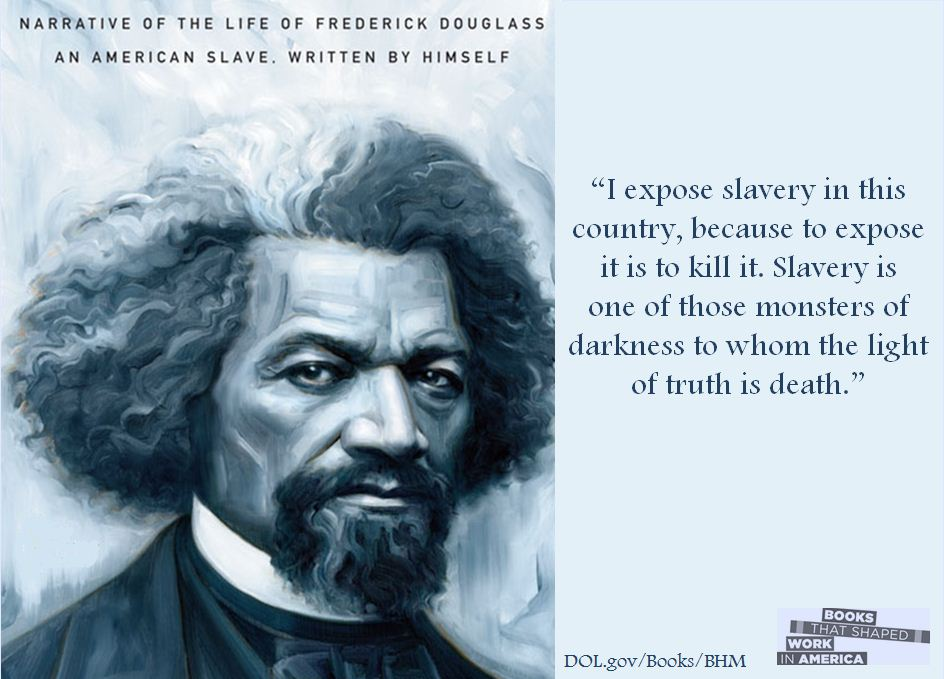 the history and frederick douglass definition of slavery 59 university of hawai'i at hilo hohonu 2014 vol 12 history unchained: the (de)evolution of the slave narrative from frederick douglass to django by.