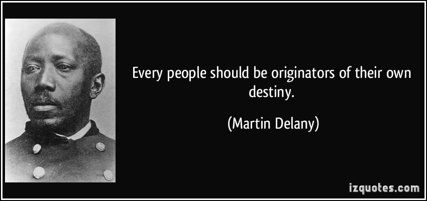 Image result for Martin R. Delany